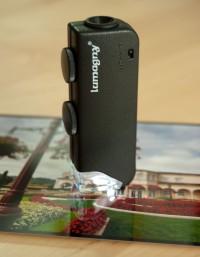 60x Lumagny Handheld LED Microscope